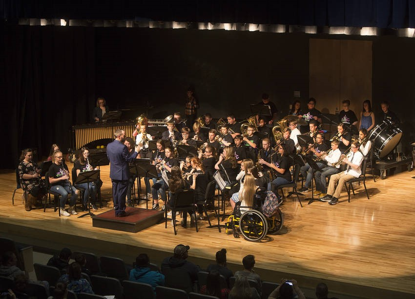 Boston and New Haven Schools' Combined Concert Band